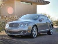 2009 Bentley Continental GT AWD 2dr Coupe