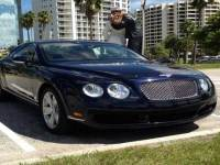 2007 Bentley Continental GT AWD 2dr Coupe