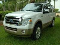 2011 Ford Expedition 4x4 King Ranch 4dr SUV