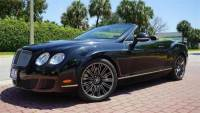 2010 Bentley Continental GTC Speed AWD 2dr Convertible