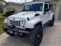 2016 Jeep Wrangler Unlimited 4x4 Backcountry 4dr SUV