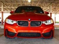 2015 BMW M3 4dr Sedan