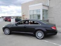 2007 Mercedes-Benz CL-Class CL 550 2dr Coupe