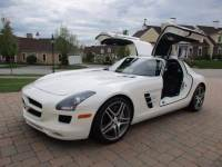 2011 Mercedes-Benz SLS AMG 2dr Coupe