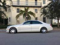 2007 Mercedes-Benz S-Class S 600 4dr Sedan