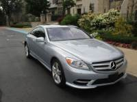 2014 Mercedes-Benz CL-Class AWD CL 550 4MATIC 2dr Coupe