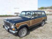 1991 Jeep Grand Wagoneer 4dr 4WD SUV