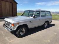 1985 Toyota Land Cruiser 4dr 4WD SUV