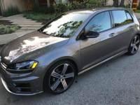 2016 Volkswagen Golf R AWD 4dr Hatchback 6M