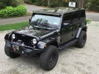 2015 Jeep Wrangler Unlimited 4x4 Rubicon 4dr SUV