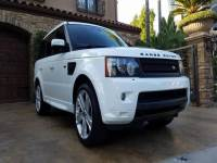 2013 Land Rover Range Rover Sport 4x4 HSE LUX 4dr SUV