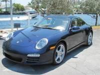 2009 Porsche 911 AWD Targa 4 2dr Coupe