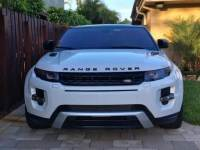 2013 Land Rover Range Rover Evoque Coupe AWD Dynamic 2dr SUV