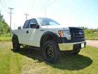 2011 Ford F-150 4x4 FX4 4dr SuperCab Styleside 6.5 ft. SB