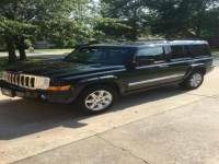 2010 Jeep Commander 4x2 Limited 4dr SUV