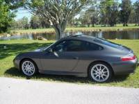 2001 Porsche 911 Carrera 2dr Coupe