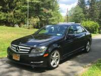 2012 Mercedes-Benz C-Class AWD C 300 Luxury 4MATIC 4dr Sedan