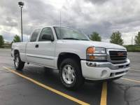 2005 GMC Sierra 1500 4dr Extended Cab 4WD SB