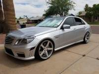 2010 Mercedes-Benz E-Class E 63 AMG 4dr Sedan