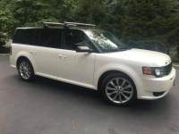 2011 Ford Flex AWD Limited 4dr Crossover w/EcoBoost