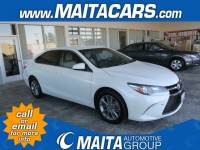 Used 2015 Toyota Camry SE Available in Sacramento CA