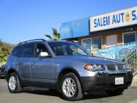 2004 BMW X3 AWD 2.5i 4dr SUV
