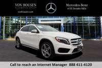 Pre-Owned 2015 Mercedes-Benz GLA 250 Sport AWD 4MATIC®