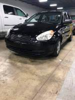 2007 Hyundai Accent GLS 4dr Sedan
