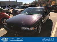 1996 Chevrolet Caprice SS in Franklin, TN