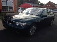 2004 BMW 7 Series 745i 4dr Sedan