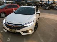 2017 Honda Civic Touring For Sale Near Fort Worth TX | DFW Used Car Dealer