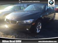 2014 BMW 320i Sedan 320i Sedan Rear-wheel Drive