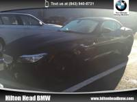 2015 BMW Z4 sDrive35i sDrive35i Convertible Rear-wheel Drive
