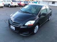 2007 Toyota Yaris S 4dr Sedan 5M