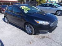 2016 Ford Focus SE 4dr Hatchback