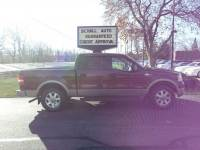 2005 Ford F-150 4dr SuperCrew King Ranch 4WD Styleside 5.5 ft. SB