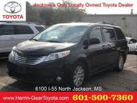 2012 Toyota Sienna 5dr 7-Pass Van V6 XLE AAS FWD