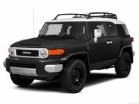 2013 Toyota FJ Cruiser Upgrade & Convenience Package SUV 4x4 4-door