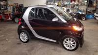 2009 Smart fortwo passion 2dr Hatchback