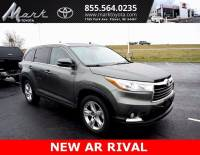 Certified Pre-Owned 2016 Toyota Highlander Limited All Wheel Drive w/JBL Premium Navigation, SUV in Plover, WI