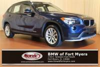 Certified Used 2015 BMW X1 xDrive28i SUV in Fort Myers, FL