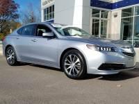 Certified Pre-Owned 2016 Acura TLX Tech in Little Rock, AR