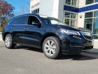 Certified Pre-Owned 2016 Acura MDX MDX with Advance in Little Rock, AR