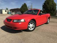 2001 Ford Mustang Deluxe 2dr Convertible