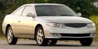 2002 Toyota Camry Solara SLE V6 2dr Coupe