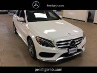 2015 Mercedes-Benz C-Class C 300 4MATIC Sport Sedan