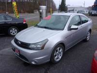 2009 Ford Focus SE 2dr Coupe