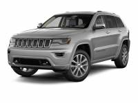 Used 2017 Jeep Grand Cherokee Overland SUV in Clearwater, FL