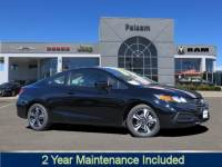 2015 Honda Civic EX Coupe - Used Car Dealer near Sacramento, Roseville, Rocklin & Citrus Heights CA