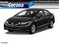 2015 Honda Civic LX in Corona, CA
